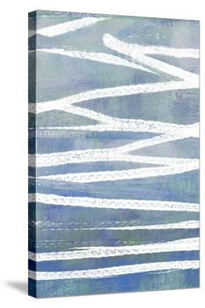 Pastel Gradient I-Jennifer Goldberger-Stretched Canvas Print