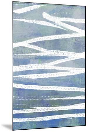 Pastel Gradient I-Jennifer Goldberger-Mounted Art Print