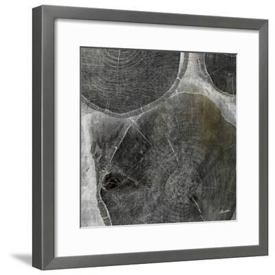 Logging V-John Butler-Framed Photographic Print