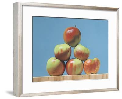Fragile - Do not Touch I-Kevork Cholakian-Framed Art Print
