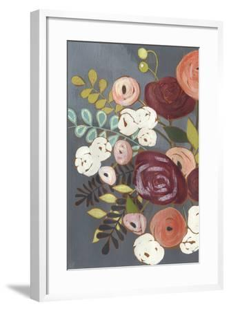 Wistful Bouquet II-Grace Popp-Framed Art Print