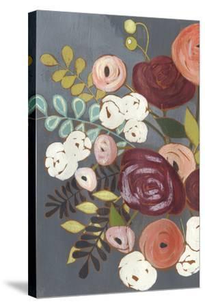 Wistful Bouquet II-Grace Popp-Stretched Canvas Print
