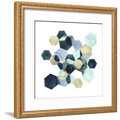 Crystallize I-Grace Popp-Framed Art Print
