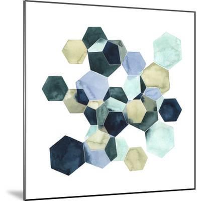Crystallize I-Grace Popp-Mounted Art Print