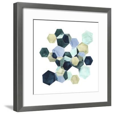 Crystallize I-Grace Popp-Framed Premium Giclee Print