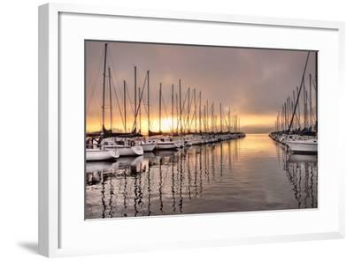 At First Light-Danny Head-Framed Photographic Print