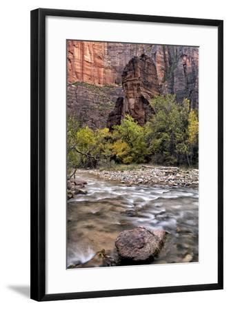The Pulpit-Danny Head-Framed Photographic Print