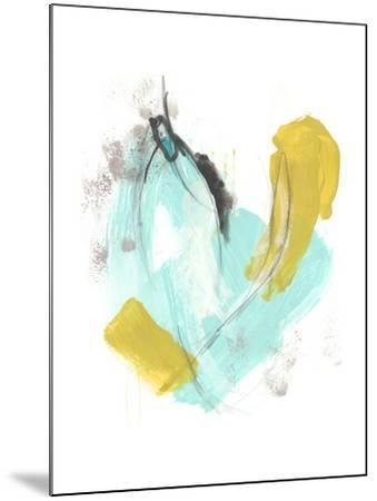 Intonation III-June Vess-Mounted Art Print