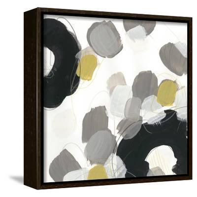 Kinetic Flora VIII-June Vess-Framed Stretched Canvas Print