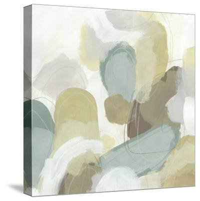 Subtle Synergy I-June Vess-Stretched Canvas Print