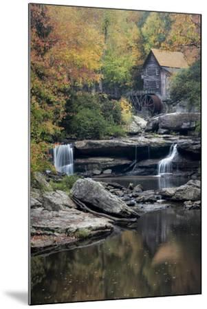 Mill Reflections-Danny Head-Mounted Photographic Print
