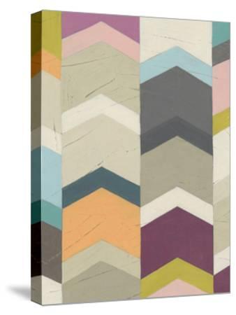 Confetti Prism I-June Vess-Stretched Canvas Print
