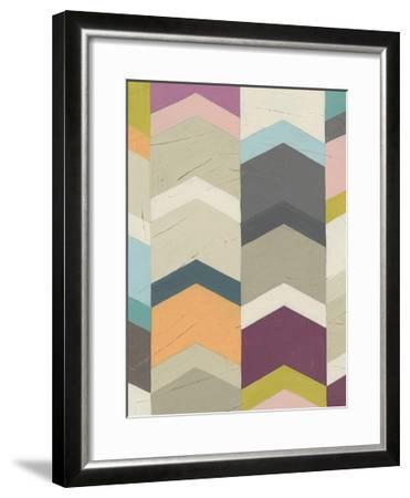 Confetti Prism I-June Vess-Framed Art Print