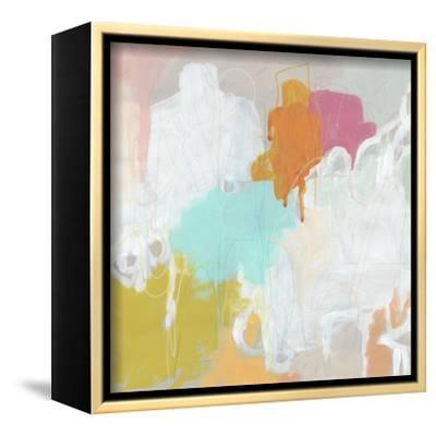 Samba II-June Vess-Framed Stretched Canvas Print