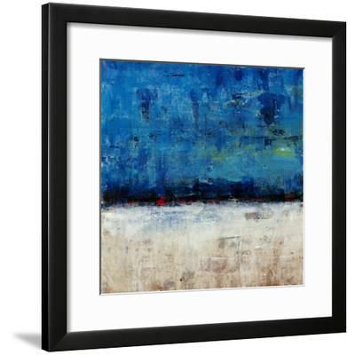A Touch of Red II-Tim OToole-Framed Art Print