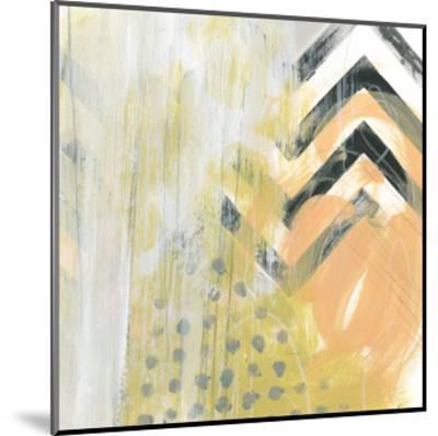Side Swipe IV-June Vess-Mounted Art Print