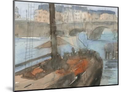 Venice Watercolors IV-Samuel Dixon-Mounted Art Print