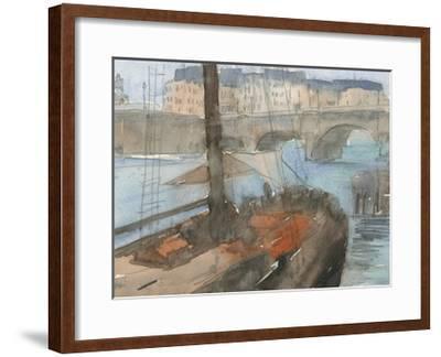 Venice Watercolors IV-Samuel Dixon-Framed Art Print