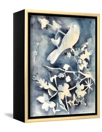 Hedgerow II-Chariklia Zarris-Framed Stretched Canvas Print
