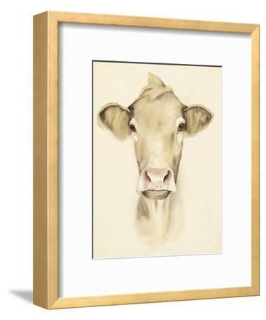Watercolor Barn Animals III-Grace Popp-Framed Art Print