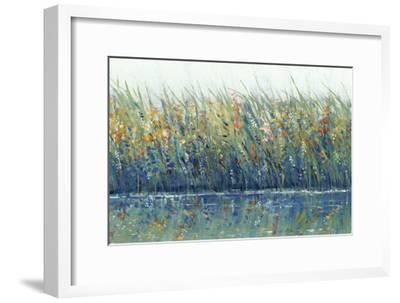 Wildflower Reflection I-Tim OToole-Framed Art Print
