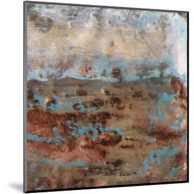 Dusky Horizon II-Alicia Ludwig-Mounted Art Print