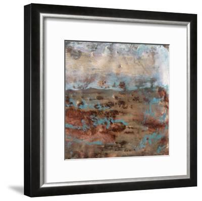 Dusky Horizon II-Alicia Ludwig-Framed Art Print
