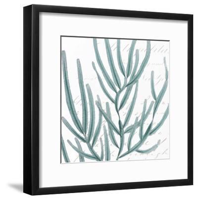 Aqua Marine I-Anna Hambly-Framed Art Print