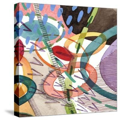 Stratosphere II-Nikki Galapon-Stretched Canvas Print