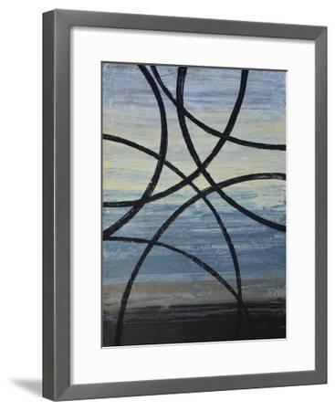 Tangled Loops II-Natalie Avondet-Framed Art Print