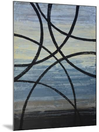 Tangled Loops II-Natalie Avondet-Mounted Art Print