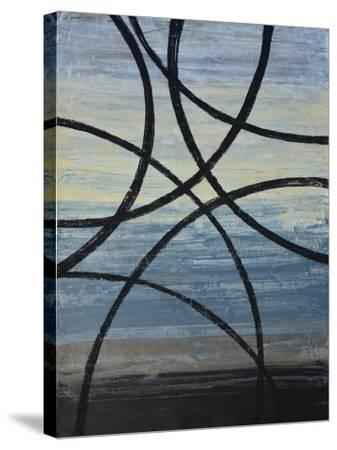 Tangled Loops II-Natalie Avondet-Stretched Canvas Print