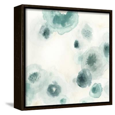 Aquatic Garden IV-June Vess-Framed Stretched Canvas Print