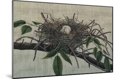 Nesting III-John Butler-Mounted Art Print