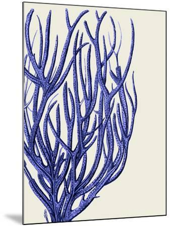 Blue Corals 2 c-Fab Funky-Mounted Art Print