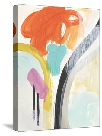 Rhythm Variations II-June Vess-Stretched Canvas Print