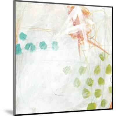 Strategy IV-June Vess-Mounted Art Print