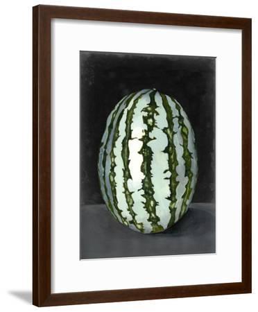 Fruit on Shelf VII-Naomi McCavitt-Framed Art Print