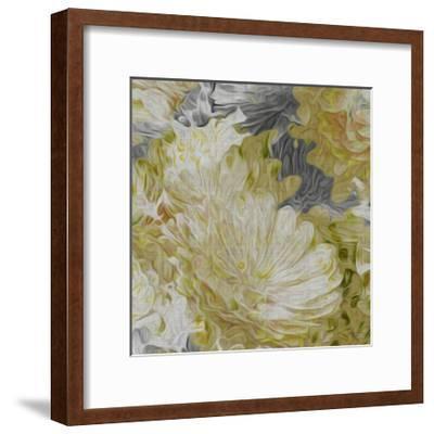 Mums in Sun II-James Burghardt-Framed Art Print