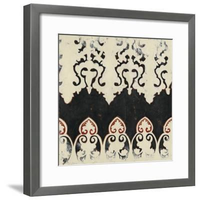 Bolero II-Chariklia Zarris-Framed Art Print