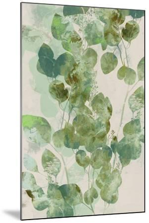 Watercolor Eucalyptus I-Jennifer Goldberger-Mounted Art Print