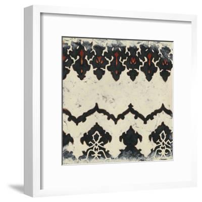 Bolero IV-Chariklia Zarris-Framed Art Print