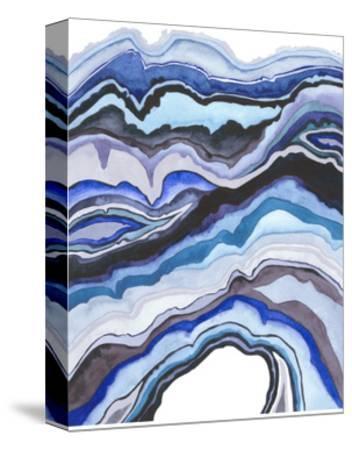 Quartz Lore II-Grace Popp-Stretched Canvas Print