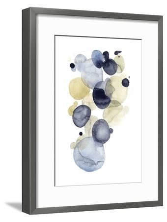 Asteroid Drift II-Grace Popp-Framed Premium Giclee Print