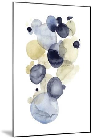 Asteroid Drift II-Grace Popp-Mounted Premium Giclee Print