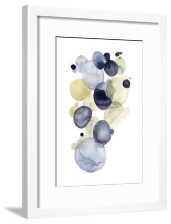 Asteroid Drift II-Grace Popp-Framed Art Print