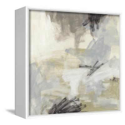 Abstract Vista II-June Erica Vess-Framed Stretched Canvas Print