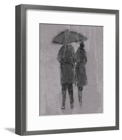 Rain Romance II-Studio W-Framed Art Print