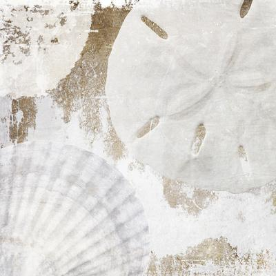 White Shells I-Irena Orlov-Framed Art Print