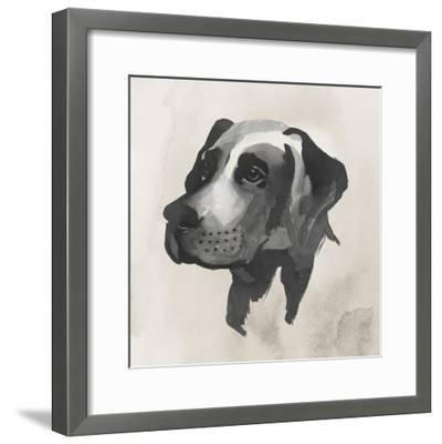 Inked Dogs I-Grace Popp-Framed Art Print
